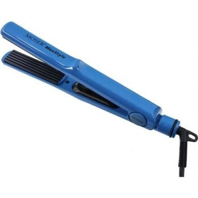 Гофре для волос Moser 4415 MaxStyle для прикорневого объема синий