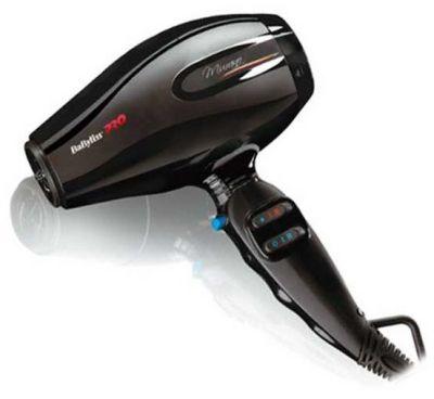 Фен BaByliss PRO Murano 6160 с ионизацией 2000W черный