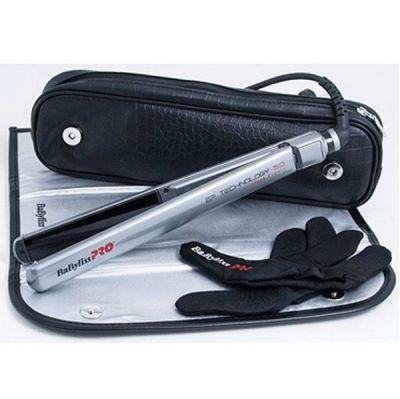 Утюжок для волос BaByliss PRO 2072EPE Sleek Expert серебро