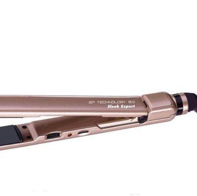 Утюжок для волос BabylissPro 2072RGEPE Sleek Expert розовый