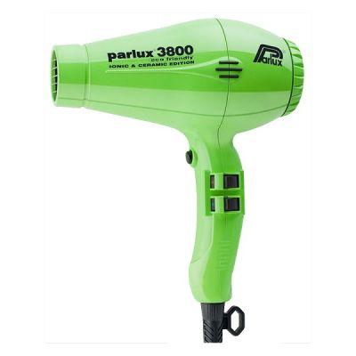 Фен Parlux 3800 с ионизацией 2100W зеленый