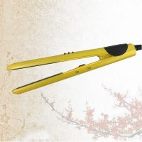 Щипцы Sway Expert титан турмалином желтый