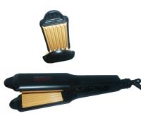 Гофре для волос Infinity 033 с турмалиновыми пластинами широкий