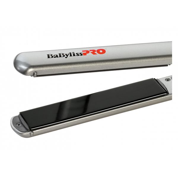 Утюжок для волос BabylissPro 2072EPE Sleek Expert серебро