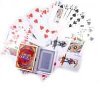Карты игральные Duke Casino DBW пластиковые 54 листа