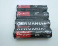 Батарейки Germania AA R6 упаковка 4 шт