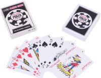 Карты игральные Poker World Series пластиковые 54 листа толщина 0,28мм