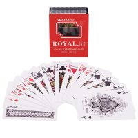 Карты игральные Royal пластиковые 54 листа толщина 0,25мм