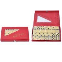 Домино игровое Dominoes 4807P кости пластик в футляре